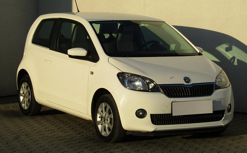 Škoda Citigo 1.0i Ambition